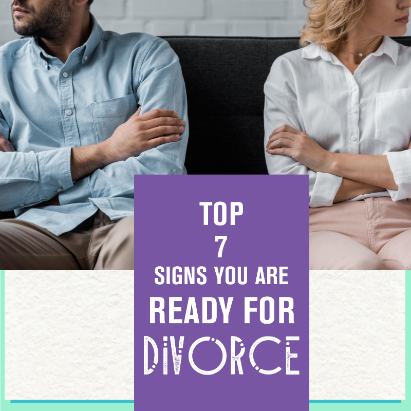 readiness for divorce