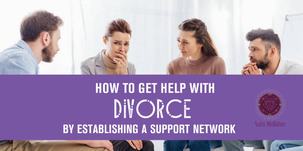 how to get help with divorce